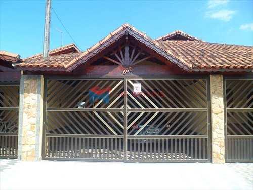 Casa, código 335701 em Praia Grande, bairro Caiçara