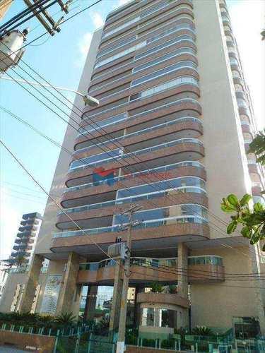 Apartamento, código 333701 em Praia Grande, bairro Caiçara