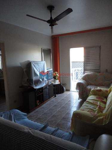 Apartamento, código 333301 em Praia Grande, bairro Caiçara