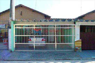 Casa, código 331000 em Praia Grande, bairro Caiçara