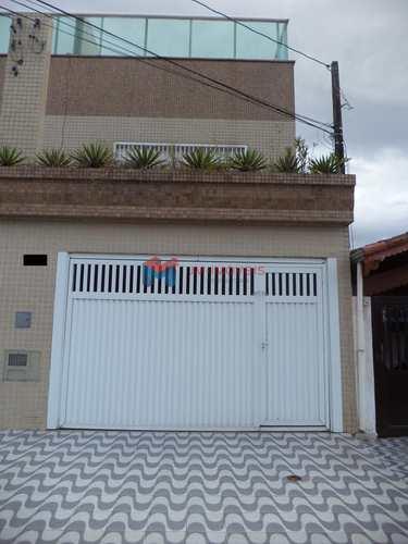 Sobrado, código 330901 em Praia Grande, bairro Caiçara