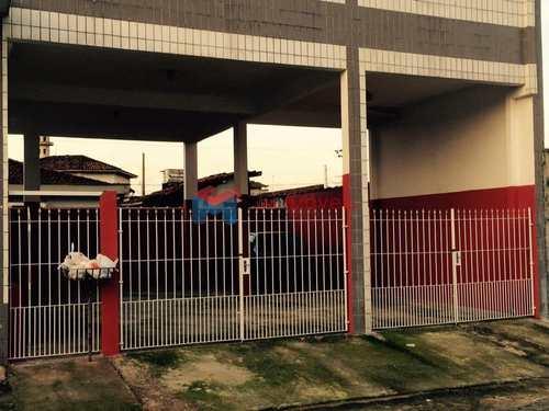 Apartamento, código 321201 em Praia Grande, bairro Caiçara