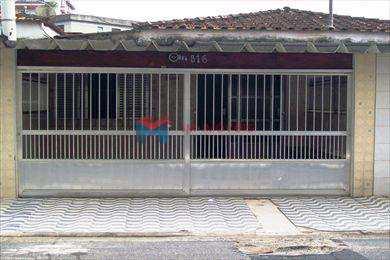 Casa, código 316700 em Praia Grande, bairro Caiçara