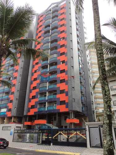 Apartamento, código 318401 em Praia Grande, bairro Caiçara
