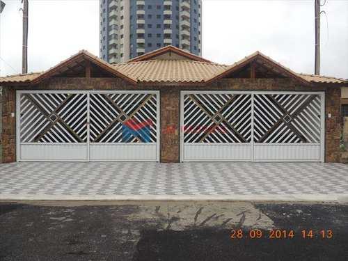 Casa, código 313401 em Praia Grande, bairro Real