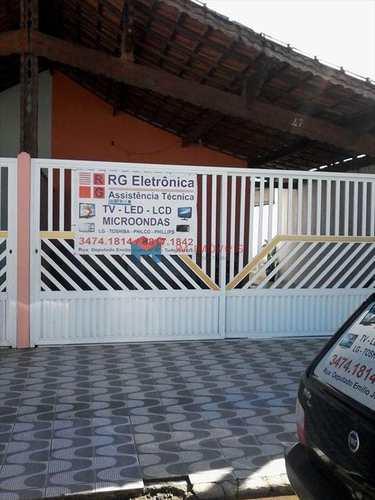 Casa, código 310701 em Praia Grande, bairro Tude Bastos