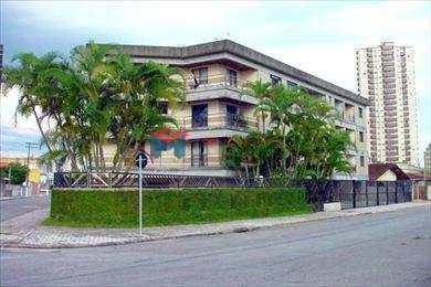 Apartamento, código 309001 em Praia Grande, bairro Caiçara