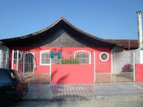 Casa, código 308501 em Praia Grande, bairro Caiçara