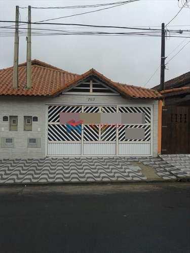 Casa, código 306201 em Praia Grande, bairro Mirim