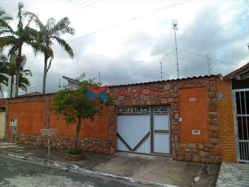 Casa, código 305701 em Praia Grande, bairro Caiçara