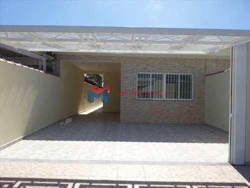 Casa, código 302901 em Praia Grande, bairro Flórida