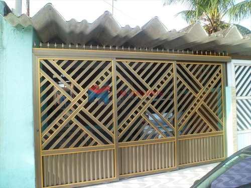 Casa, código 300801 em Praia Grande, bairro Caiçara
