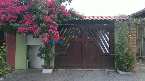 Casa, código 298101 em Praia Grande, bairro Imperador