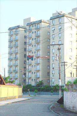 Apartamento, código 296001 em Praia Grande, bairro Caiçara