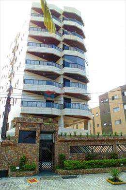 Apartamento, código 284201 em Praia Grande, bairro Caiçara