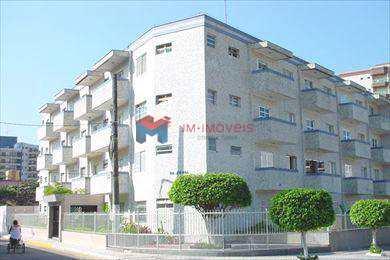 Apartamento, código 283301 em Praia Grande, bairro Caiçara