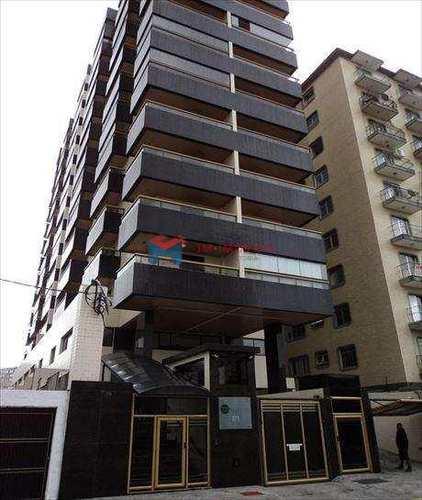 Apartamento, código 281601 em Praia Grande, bairro Caiçara