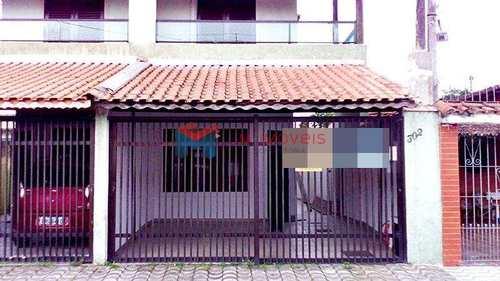 Sobrado, código 280401 em Praia Grande, bairro Real