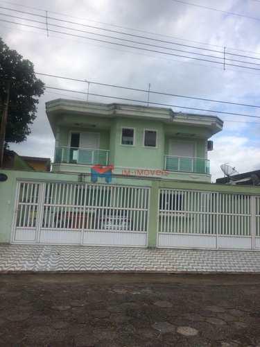 Sobrado, código 277201 em Praia Grande, bairro Caiçara