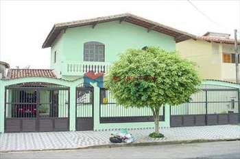 Sobrado, código 250400 em Praia Grande, bairro Caiçara