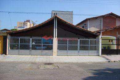 Casa, código 240300 em Praia Grande, bairro Caiçara