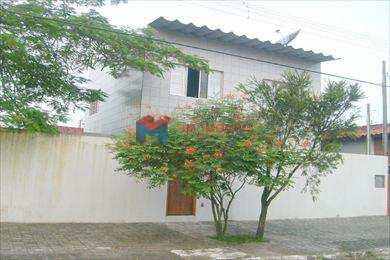 Sobrado, código 201800 em Praia Grande, bairro Maracanã