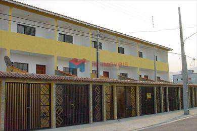 Sobrado, código 184800 em Praia Grande, bairro Caiçara