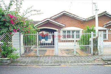 Casa, código 144600 em Praia Grande, bairro Caiçara
