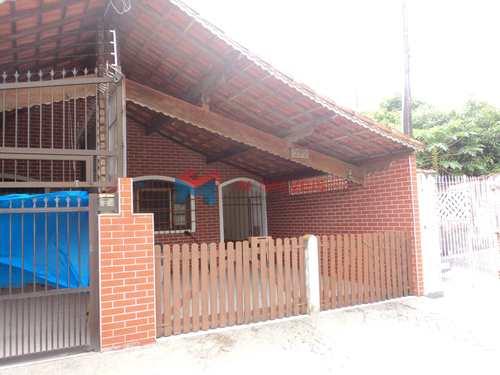 Casa, código 412105 em Praia Grande, bairro Caiçara