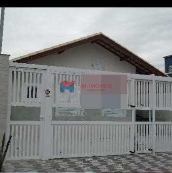 Casa de Condomínio, código 412110 em Praia Grande, bairro Maracanã