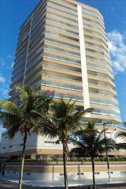 Apartamento, código 412117 em Praia Grande, bairro Caiçara