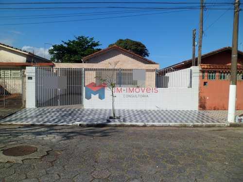 Casa, código 412118 em Praia Grande, bairro Real