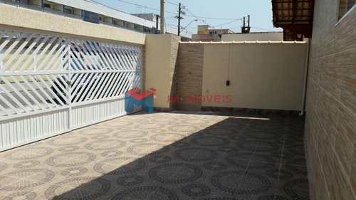 Casa de Condomínio, código 412121 em Praia Grande, bairro Maracanã