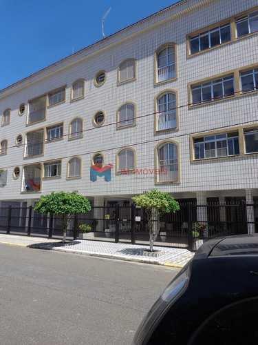 Apartamento, código 412123 em Praia Grande, bairro Caiçara