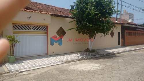 Casa, código 412124 em Praia Grande, bairro Caiçara