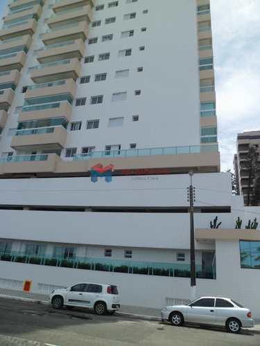 Apartamento, código 412129 em Praia Grande, bairro Flórida