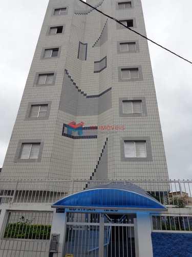 Apartamento, código 412140 em Praia Grande, bairro Caiçara