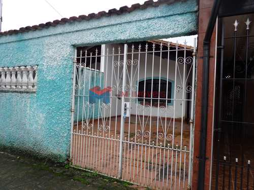 Casa, código 412149 em Praia Grande, bairro Caiçara