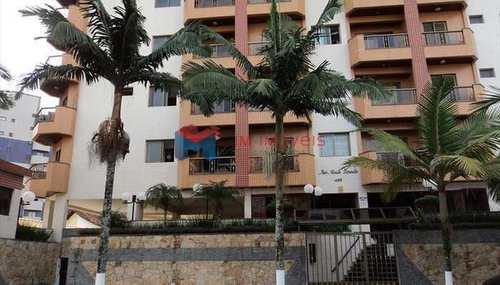 Apartamento, código 412150 em Praia Grande, bairro Caiçara