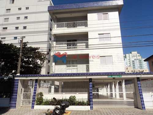 Apartamento, código 412160 em Praia Grande, bairro Caiçara