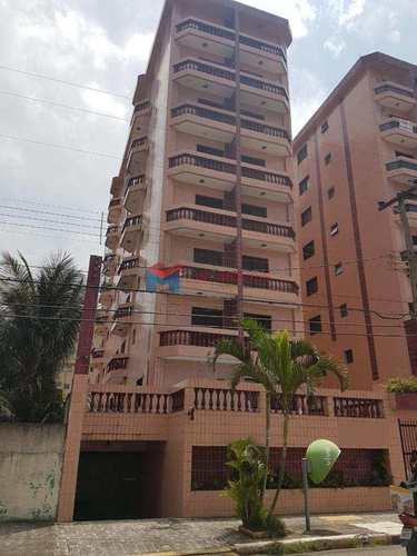 Apartamento, código 412176 em Praia Grande, bairro Caiçara
