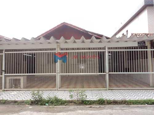 Casa, código 412183 em Praia Grande, bairro Caiçara