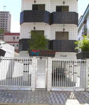 Apartamento, código 412193 em Praia Grande, bairro Aviação