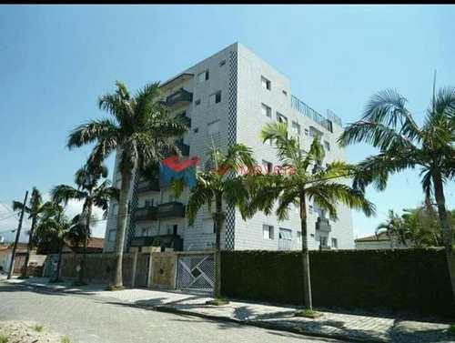 Apartamento, código 412205 em Praia Grande, bairro Caiçara