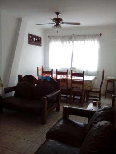 Apartamento, código 412208 em Praia Grande, bairro Caiçara
