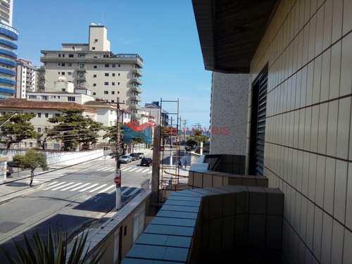 Apartamento, código 412209 em Praia Grande, bairro Guilhermina