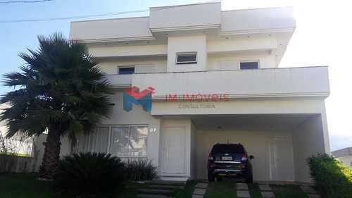 Sobrado, código 412213 em Sorocaba, bairro Jardim do Paço