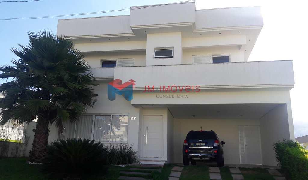 Sobrado em Sorocaba, bairro Jardim do Paço