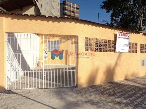 Casa, código 412217 em Praia Grande, bairro Caiçara