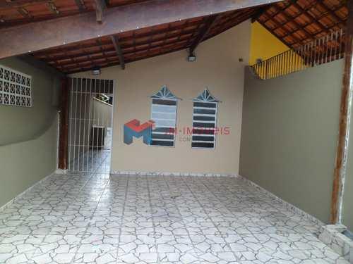 Casa, código 412225 em Praia Grande, bairro Caiçara